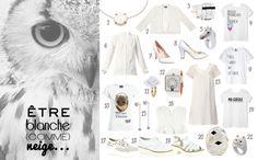 Weekly Wishlist #WHITE #SNOW #MONOCHROME  Retrouvez les visuels HD ainsi que les infos ici: http://petitlien.fr/7222.    w/ #Ursul, #NachBijoux, #Jonak, #FlorettePaquerette, #VirginieCarpentier, #ManegeaTrois, #Montres #Lip, #MarjorieRenner, #Ellips, #SPHARELLWEARE, #LABRUNETLABLONDE, #MONSHOWROOM, #RainbowPeople.