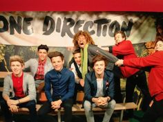 Glozell got kicked out of Madame Tussaud's. all the more reason to love her
