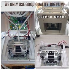 100% quality guaranteed. We only use big pump and good components for our hydra facial machine.  #hydrafacial #hydrofacial #hydrapeel #hydrapeeling #hydropeel #hydropeeling #smallbubble #h2o2smallbubble Hydra Facial, Pumps, Big, Pump Shoes, Stilettos, Pump, Slipper