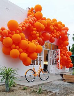 This L.A. Studio Creates Fun And Colorful Balloon Installations