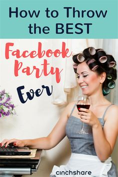 Do you know the proper Facebook party etiquette? Check out our simple guidelines for the best FB party ever!