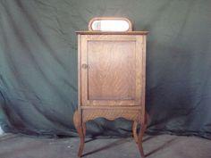Oak Sheet Music Cabinet #MediumWoodTone