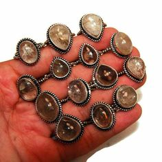 Natural Rutile Rings, Gemstone Rings, Golden Fire Rings, Rutile Quartz Rings Jewelry Lot Size 6 To 10 Golden Rutilated Quartz, Fire Ring, Rose Quartz Ring, Rings For Girls, Handmade Rings, Sterling Silver Rings, 925 Silver, Silver Jewelry, Quartz Stone