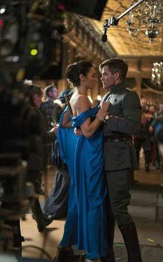 Steve and Diana
