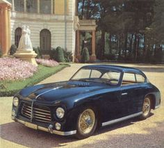 Pegaso [1] (1951 - 1958) Sports Car Racing, Sport Cars, Fiat 500, My Dream Car, Dream Cars, 50s Cars, Parking, Car Car, Cars And Motorcycles