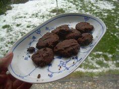 Eet goed, Voel je goed: Choco-Amandelkoekjes