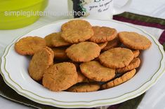 Methi Mathri (Gluten Free fried Savory Crackers infused with dried fenugreek leaves)