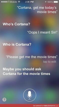 Jelous Siri