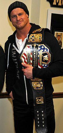 Nic Nemeth Wrestling names: (Current) Dolph Ziggler/ Nick Metro/Nick Nemeth/Nicky.