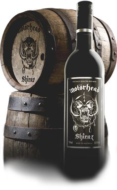 "Motorhead Shiraz from Australia: Just take Lemmy's advice: ""Approach it with caution, wine is deceptive, anything can happen"""
