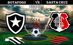 Botafogo RJ vs Santa Cruz 03.07.2016 Free Soccer Predictions, head to head, preview, predictions score, predictions under/over Brazil: SERIE A