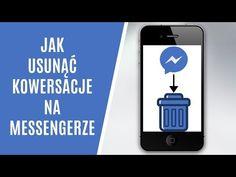 Jak usunąć konwersacje na Messengerze? - YouTube Youtube, Videos, Music, Muziek, Musik, Video Clip, Youtube Movies, Songs