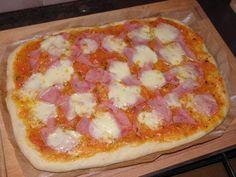 Těsto na pizzu podle J. Olivera | recept | ČSDR.cz ddobré