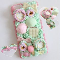 So SO happy @yykawaii asked me to make this yummy case for her! If you aren't…