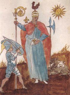 Plate 41 - Lost Book of Nostradamus