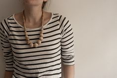 love where this necklace comes from. love the textures.