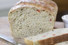 Great savory zucchini yeast bread from @RED STAR Yeast
