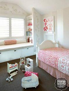 Kids bedroom decorating ideas BHG website