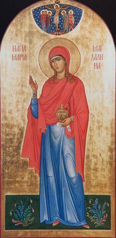 """Sainte Marie-Madeleine, """"égale aux apôtres"""" (1er siècle)"""
