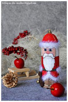 Живущая на Радугe: Дед Мороз / Santa Claus