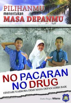 No pacaran, no drugs