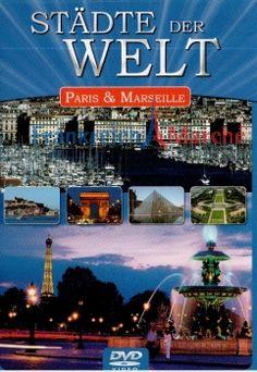 Frankreich Marche - Städte der Welt - Paris & Marseille DVD
