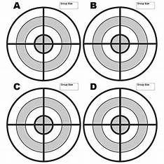 Images Pistol Targets, Rifle Targets, Shooting Targets, Shooting Guns, Paper Targets, Free Paper, Hand Guns, Printables, Bing Images