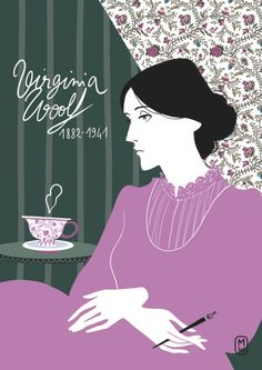 Virginia Woolf Virginia Woolf Quotes, Virginia Wolf, Courage Dear Heart, Christiane Northrup, Vanessa Bell, Wolf Illustration, Bloomsbury Group, Cult, Famous Movie Quotes