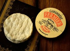Fermier (Farmstead) Camembert  France's most famous cheese, possessing classic aromas of garlic, raw broccoli and Brussels sprouts, with feint notes of seawater in the background. Farmstead production. Best Camembert available in the U.S. Reminiscent of the best Camembert from Normandy.