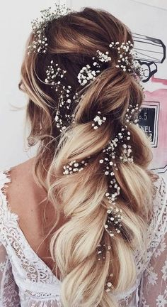 MODISH OMBRE WEDDING HAIRSTYLES