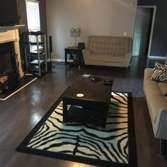 """Gray floors like Pewter Maple [by Schon] are the perfect modern-day neutral! """"The color on the floors was even better than I envisioned once installed. I get compliments from everyone who visits."""""""