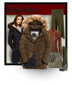 """""""The Cover Up – Jackets by Superdry: Warmth Wrapped"""" by michelletheaflack ❤ liked on Polyvore featuring Superdry, Issey Miyake, Marco de Vincenzo, Maison Margiela and RED Valentino"""