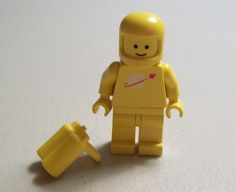 Lego ~ Classic Space Minifig