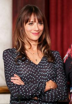 The secret to Rashida Jones lush waves on her NBC hit show Parks and Rec.