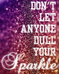 I love Glitter and Sparkle!! 15 different colored sparkles makes it so hard not to use more than one at a time!