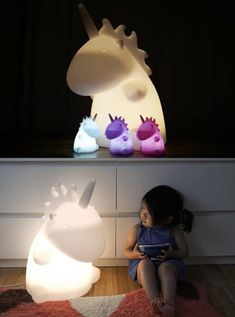 Unicorn Lamp!!!!