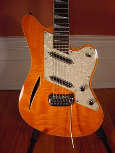 Charvel Surfcaster! Rare and collectible from the mid 90's.. surfalicious!