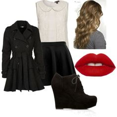 """""""Semi Formal Outfit...ish"""" by thetyfanysoeum on Polyvore"""