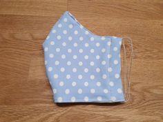Stoffmaske - Mundschutz - Baumwolle - hoher Tragekomfort von upcyclingplastic auf Etsy Napkins, Etsy, Masks, Handmade, Cotton, Towels, Dinner Napkins