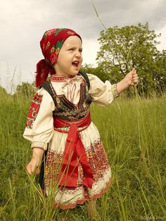 "pocarovna: "" (missing source, please let me know whom to give credit for this amazing caption) "" Trenčianska Teplá village, Považie region, Western Slovakia. Simply Beautiful, Beautiful World, Polish Wedding, Gypsy Wedding, Tribal Dress, Russian Folk, Folk Costume, Festival Wear, Fashion History"