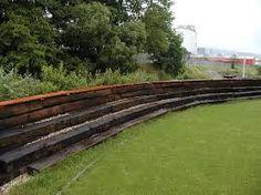 Image result for railway sleeper wood