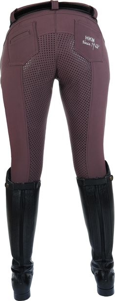 Trend Alert: Breeches With Patterned Full Seat | Velvet Rider #equestrianstyle #equestrianfashion #equestriantrend