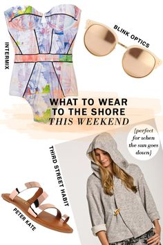What to Wear to The Shore This Weekend - Shoppist