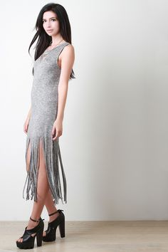 Sleeveless maxi dress pinterest