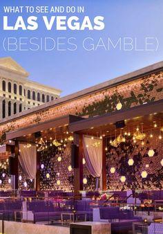Las Vegas done right (read: sans debt).