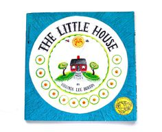 The Little House by Virginia Lee Burton / becareads on Etsy