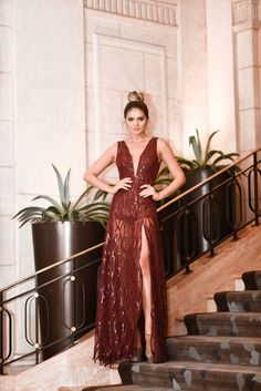 Look: Brazil Foundation | Thássia Naves