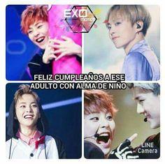 Read from the story I Ecs Ou Memes by Nanda-Soo (Haechan's wife) with reads. Exo Xiumin, Kaisoo, Super Junior, Memes Exo, Min Yoonji, Kpop, Life, Happy Birthday, Love Of My Life