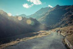 Heading up to Naret. Ticino's little secret. Heads Up, Terra, Biking