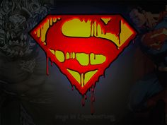 Superman Dead Symbol